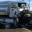 Highway 287 reopened in Fort Worth after crash involving oil truck